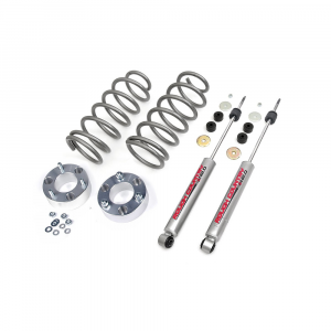 Rough Country 3in Suspension Lift Kit | 2003-2009 Toyota 4-Runner 4WD | Dale's Super Store