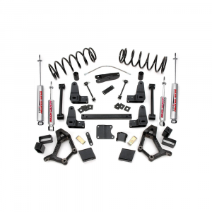 Rough Country 4-5in Suspension Lift Kit | 1990-1995 Toyota 4-Runner 4WD | Dale's Super Store