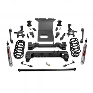 Rough Country 6in Suspension Lift Kit | 2007-2009 Toyota FJ Cruiser 4WD | Dale's Super Store