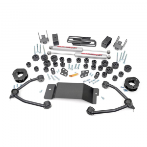 Rough Country 4.75in Combo Lift Kit | 2007-2013 GM 1500 4WD P/U | Dale's Super Store