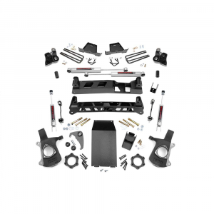 Rough Country 4in NTD Suspension Lift Kit | 1999-2006 GM 1500 4WD P/U | Dale's Super Store