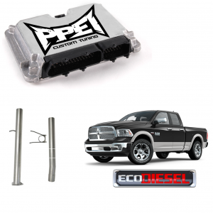 "PPEI Custom Tuning by Kory Willis & 3"" CAT/DPF Delete Pipe 