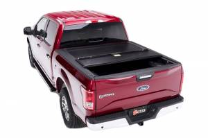 BAK - BAK Flip F1 Tonneau Cover 772311 | 2008-2016 FORD Super Duty 8' Bed