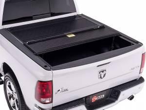 "BAK - BAK Flip F1 Tonneau Cover 772227RB | 2019 DODGE Ram With Ram Box 5' 7"" Bed"