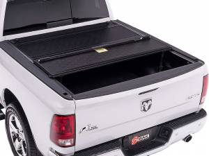 "BAK - BAK Flip F1 Tonneau Cover 772203 | 2002-2018 DODGE Ram w/o Ram Box 6' 4"" Bed"