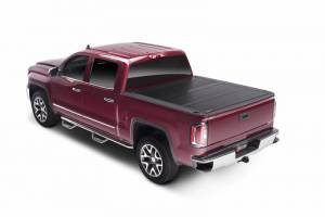 "BAK - BAK Flip FiberMax Tonneau Cover 1126227RB | 2019 DODGE Ram With Ram Box 5' 7"" Bed"