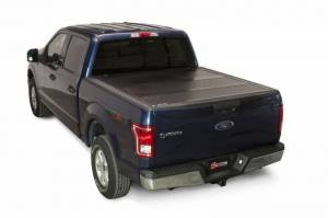 "BAK - BAK Flip FiberMax Tonneau Cover 1126330 | 2017-2018 FORD Super Duty 6' 9"" Bed"
