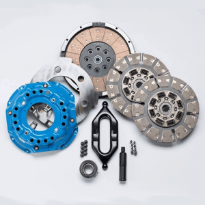 South Bend Super Street Dual Disc Clutch Kit w/flywheel for 1999-2003 7.3L Ford Powerstroke | Dale's Super Store