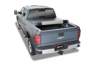BAK - BAK Revolver X2 Tonneau Cover 39126 | 2015-2018 GM Colorado, Canyon 5' Bed