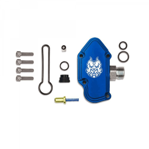 Sinister Diesel Blue Spring Kit w/Billet Spring Housing for 2003-2007 Ford Powerstroke 6.0L | Dale's Super Store