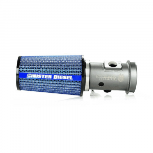Sinister Diesel Gray Cold Air Intake for 2008-2010 Ford Powerstroke 6.4L | Dale's Super Store