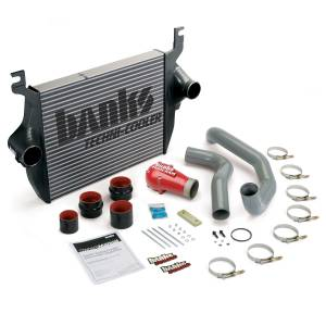 Banks Power Techni-Cooler Intercooler w/High-Ram & Boost Tubes | 2003-2004 Ford Powerstroke 6.0L | Dale's Super Store
