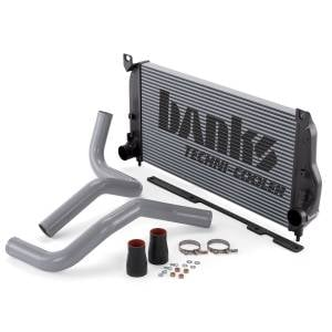 Banks Power Techni-Cooler Intercooler w/Boost Tubes | 2002-2004 Chevy/GMC Duramax LB7 6.6L | Dale's Super Store