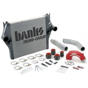 Banks Power Techni-Cooler Intercooler w/Monster-Ram & Boost Tubes | 2006-2007 Dodge Cummins 5.9L | Dale's Super Store