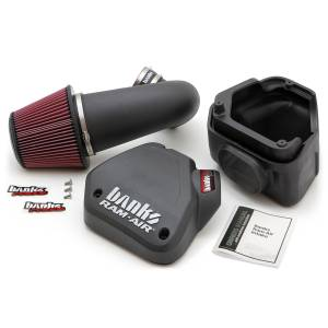 Banks Power Ram-Air Cold-Air Intake System, Oiled Filter | 1994-2002 Dodge Cummins 5.9L | Dale's Super Store