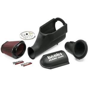 Banks Power Ram-Air Cold-Air Intake System, Oiled Filter | 2003-2007 Ford Powerstroke 6.0L | Dale's Super Store