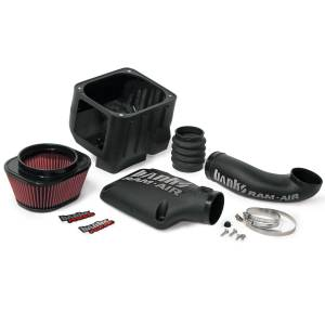 Banks Power Ram-Air Cold-Air Intake System, Oiled Filter | 2009-2012 Chevy/GMC 1500 w/Electric Fan | Dale's Super Store