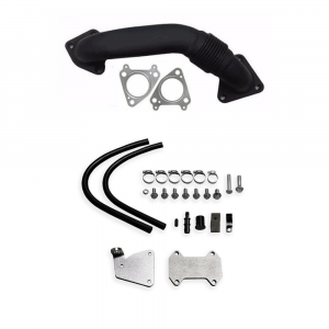 XDR EGR Upgrade Kit w/Passenger Side Up-Pipe | 2015-2016 Chevy/GMC Duramax LML 6.6L | Dale's Super Store