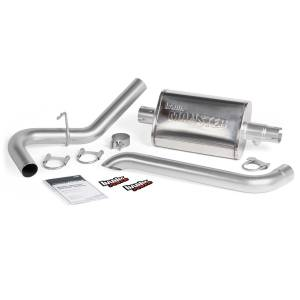 Banks Power Monster Exhaust System | 1987-2001 Jeep Cherokee 4.0L | Dale's Super Store