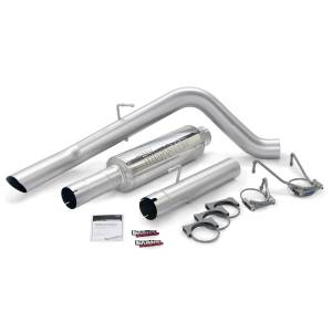 Banks Power Monster Sport Exhaust | 2003-2004 Dodge Cummins 5.9L w/4-in Catalytic Converter Outlet | Dale's Super Store