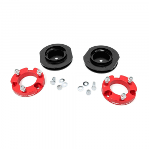 Rough Country 2in Suspension Lift Kit (Red) | 2003-2009 Toyota 4-Runner 4WD | Dale's Super Store