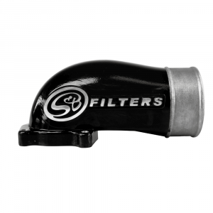 S&B Filters Intake Elbow w/Cold Side Intercooler Piping & Boots | 2003-2004 Ford Powerstroke 6.0L | Dale's Super Store