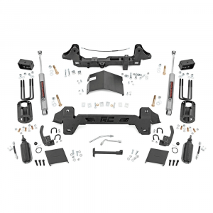 Rough Country 6in Suspension Lift Kit | 1995-2004 Toyota Tacoma 4WD | Dale's Super Store