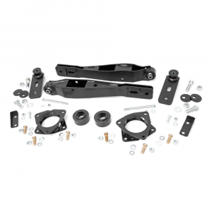 Rough Country 2in Lift Kit | 2007-2017 Jeep Patriot 2WD/4WD | Dale's Super Store
