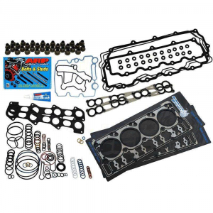 Sinister Diesel Heads Up Kit w/18mm Black Diamond Head Gaskets & ARP Head Studs | 2003-2005 Ford Powerstroke 6.0L | Dale's Super Store