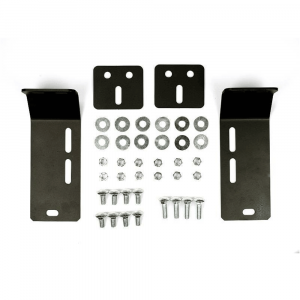 Sinister Diesel OBS to 2010 (6.4L) Bumper Conversion Brackets | 1991-1998 Ford Super Duty | Dale's Super Store