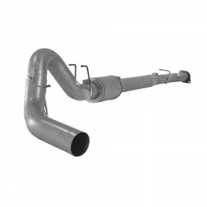"""Flo~Pro 4"""" Downpipe Back Exhaust w/ Muffler 