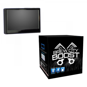 "Brew City Boost - Brew City Custom Tunes with 4"" TouchScreen TUNER 