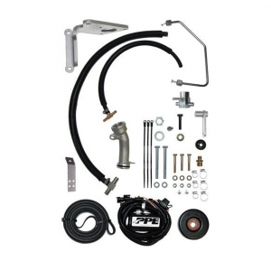 PPE Dual Fueler Installation Kit w/o Pump (New) | 2006-2010 Chevy/GMC Duramax LBZ/LMM 6.6L ...