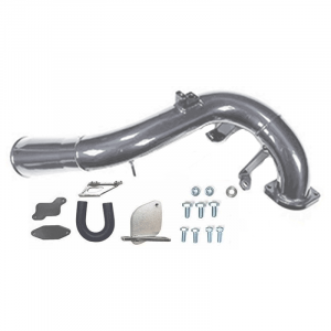 Outlaw Diesel EGR Upgrade Kit w/High Flow Intake Tube | 2007.5-2010 Chevy/GMC Duramax LMM 6.6L | Dale's Super Store