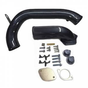 XDR EGR Upgrade w/Intake Elbow & Cold Side Intercooler Pipe | 2008-2010 Ford Powerstroke 6.4L | Dale's Super Store
