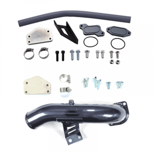 XDR EGR Upgrade Kit w/Elbow for 2004.5-2005 GM Duramax LLY 6.6L | Dale's Super Store