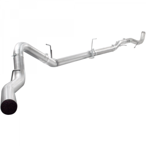 "aFe Power ATLAS 4"" Aluminized Downpipe Back w/NO Muffler 