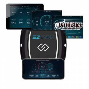 Punisher Performance EZ Lynk Auto Agent 2.0 Competition Tuner   2011-2018 Ford Powerstroke 6.7L   Dale's Super Store