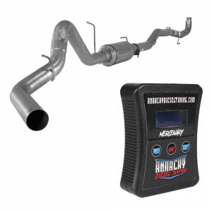 "Anarchy Diesel Mercenary EFILive AutoCal & 4"" Downpipe Back 