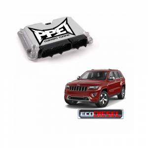 PPEI Custom Tuning by Kory Willis | 2014-2016 JEEP Eco Diesel3.0L | Dale's Super Store