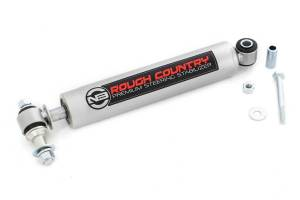 Rough Country Steering Stabilizer | 1987-2010 Jeep/GMC | Dale's Super Store