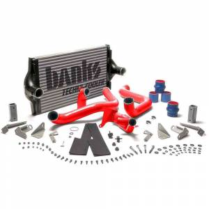 Banks Power Techni-Cooler Intercooler w/Boost Tubes | 1994-1997 Ford Powerstroke 7.3L | Dale's Super Store
