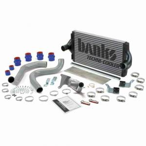 Banks Power Techni-Cooler Intercooler System w/Boost Tubes | 1999 Ford Powerstroke 7.3L | Dale's Super Store