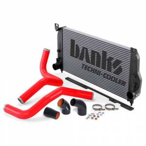 Banks Power Techni-Cooler Intercooler w/Boost Tubes   2004-2005 Chevy/GMC DuramaxLLY6.6L   Dale's Super Store