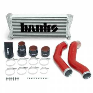 Banks Power Techni-Cooler Intercooler w/Boost Tubes | 2013-2017 Ram Cummins 6.7L | Dale's Super Store