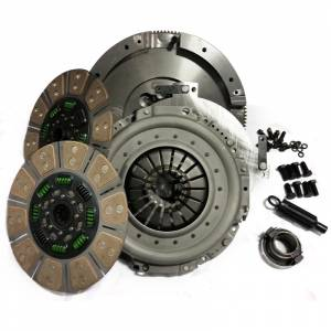 Valair Quiet Street Dual Disc Clutch | QNV45DDSN | 1994-2003 Dodge 5.9L Cummins 5-Speed  | Dale's Super Store