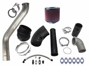 Fleece Performance 2nd Gen Swap Kit w/o Turbo |  FPE-593-2G-NT  | 2003-2007 Dodge Cummins 5.9L | Dale's Super Store