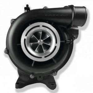 Fleece Performance - Fleece Performance 63MM FWM Cheetah Turbo | FPE-PS-FMW-63-1518 | 2015-2018 Ford Powerstroke 6.7L
