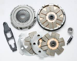 South Bend Clutch - South Bend Competition Triple Disc Clutch | FDDDCOMP64 | 2008-2010 Ford Powerstroke 6.4L