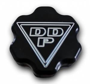 Dynomite Diesel Products - Dynomite Diesel Products Billet Oil Cap Cover | DDP CAP03 | 2003-2016 Dodge Cummins 5.9/6.7L